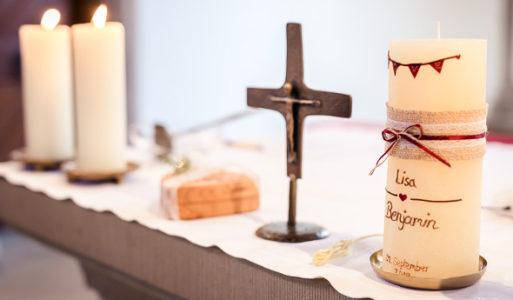 Hochzeit in Stockheim