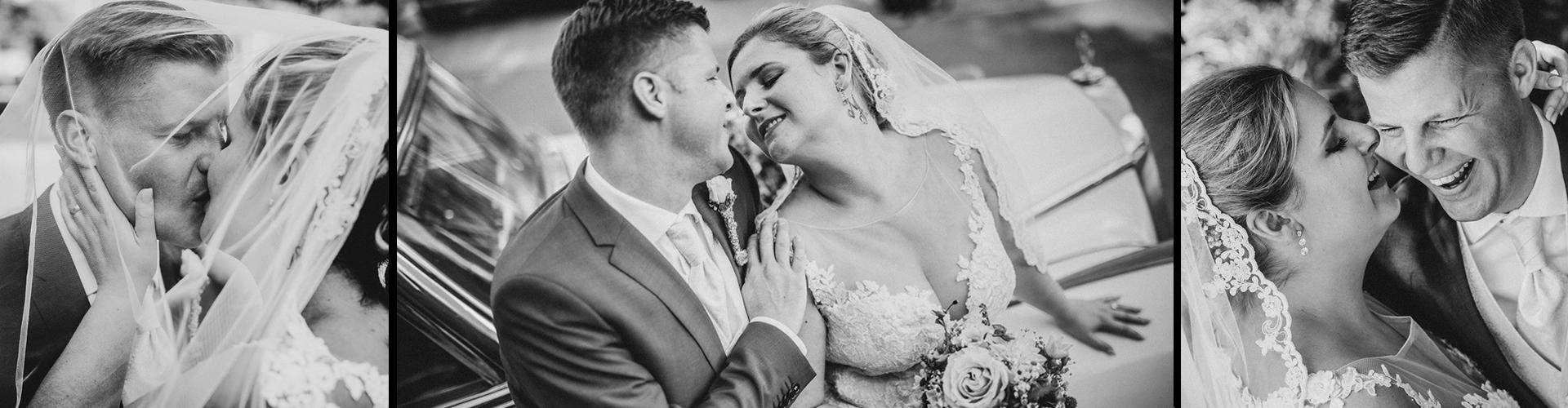 Brautpaar mit Oldtimer Fotograf Hochzeitsfotograf Baden-Baden Achern Buehl Karlsruhe Rastatt